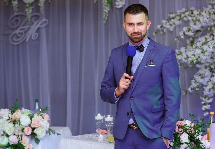 Tamada, Moderator aus Speyer für deutsch-russische Hochzeit