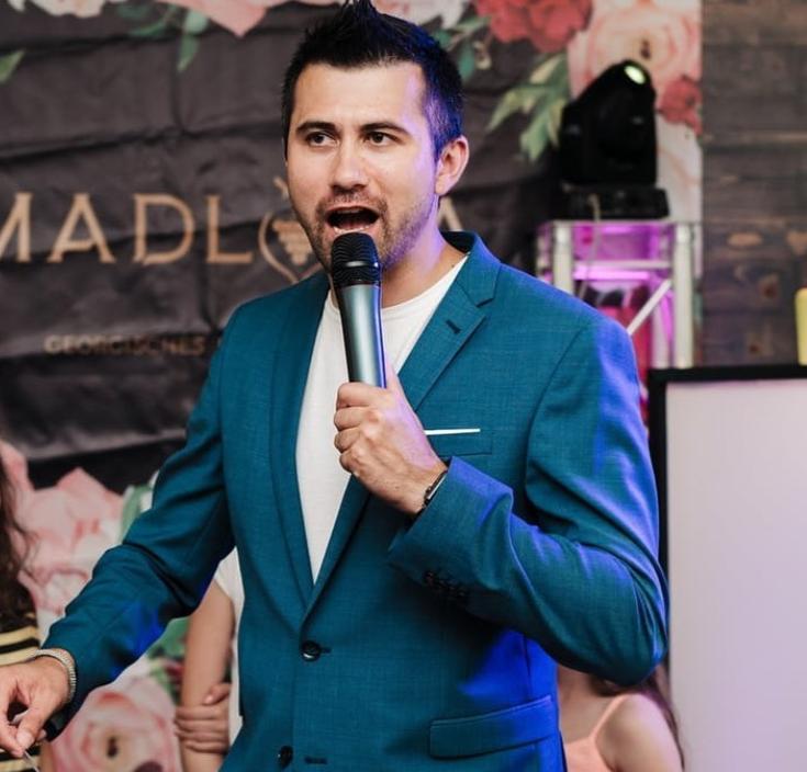 Tamada, Moderator aus Backnang für deutsch-russische Hochzeit