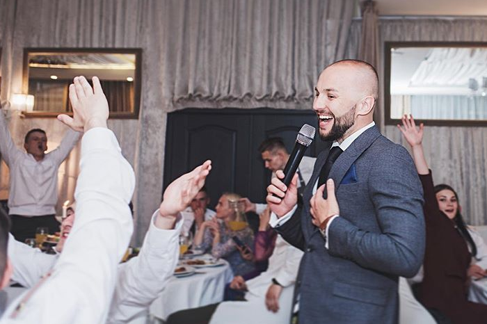 Tamada, Moderator aus Hildesheim für russische Hochzeit