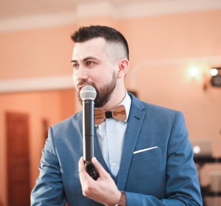 Tamada, Moderator aus Minden für deutsch-russische Hochzeit