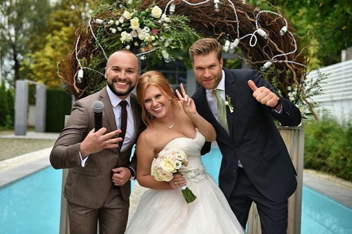 Tamada, Moderator aus Kaiserslautern für russische Hochzeit