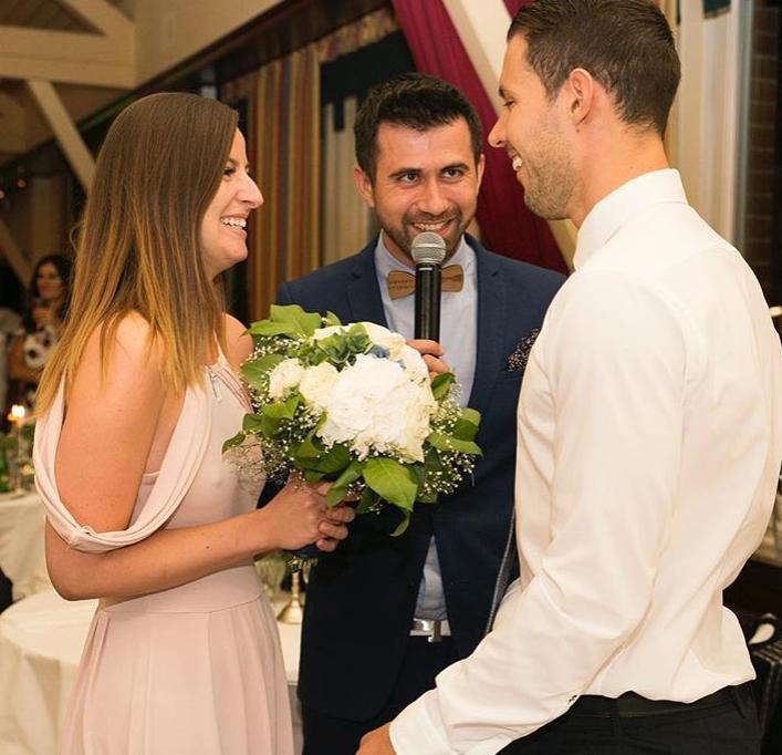 Tamada, Moderator aus Ansbach für deutsch-russische Hochzeit