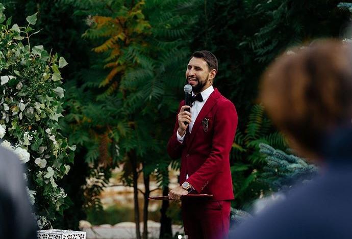 Tamada, Moderator aus Bochum für Ihre russische, oder deutsch-russische Hochzeit