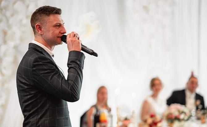 Tamada, Moderator aus Detmold für deutsch-russische Hochzeit
