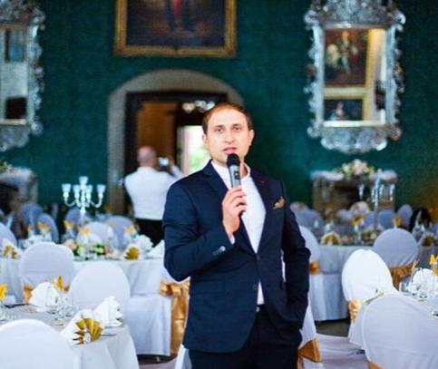 Tamada, Moderator aus Bad Mergentheim für deutsch-russische Hochzeit