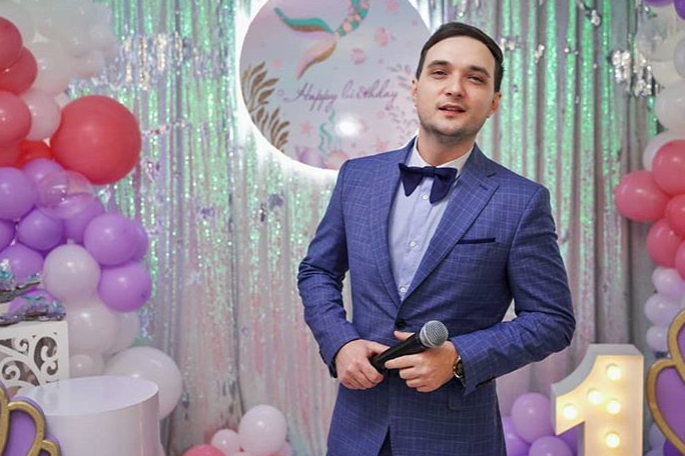 Tamada, Moderator aus Oberhausen für Ihre russische oder deutsch-russische Hochzeit
