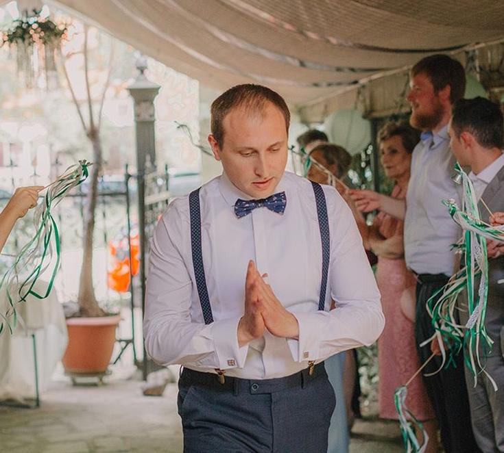 Tamada, Moderator aus Travemünde für deutsch-russische Hochzeit