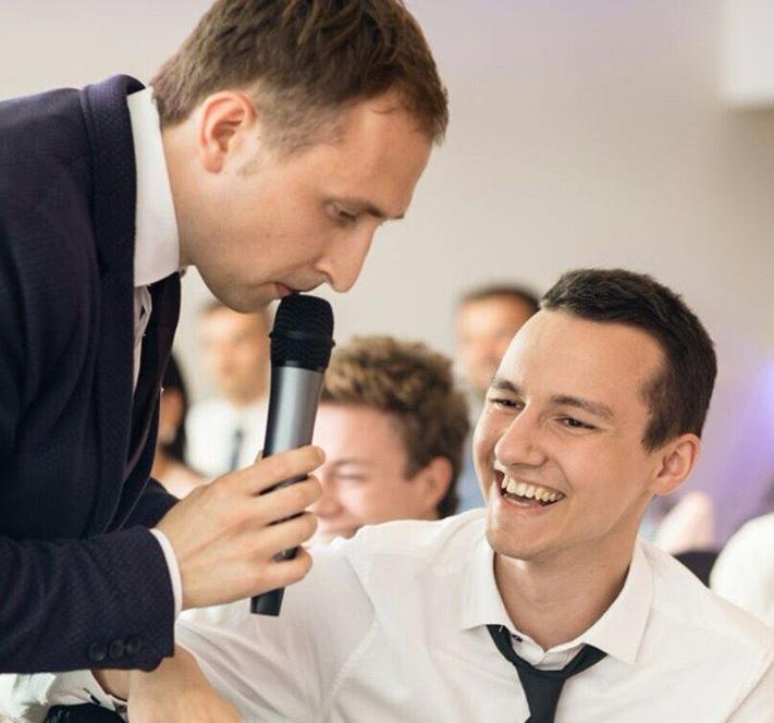 Tamada, Moderator aus Ludwigsburg für deutsch-russische Hochzeit