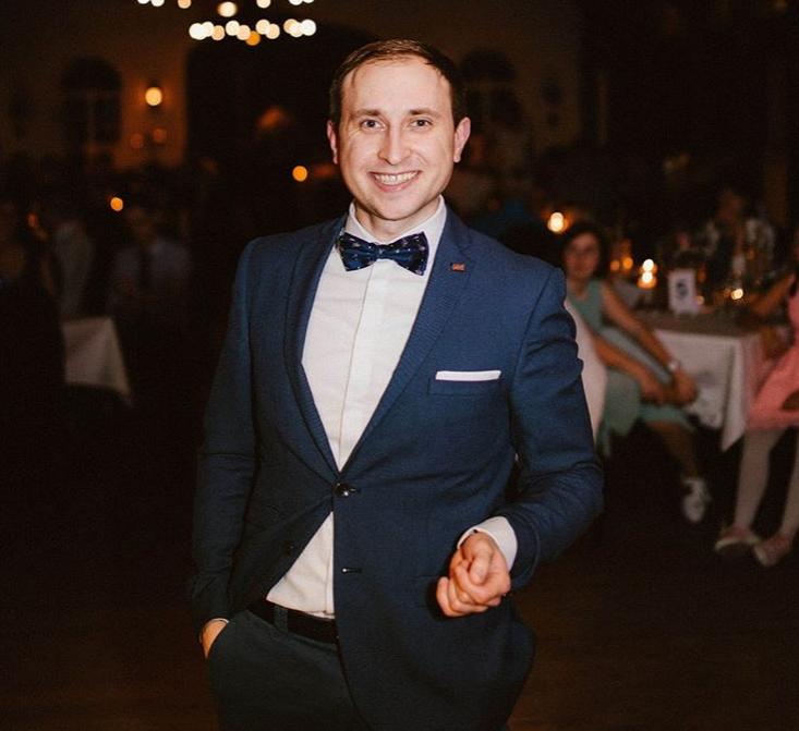Tamada, Moderator aus Thüringen für deutsch-russische Hochzeit