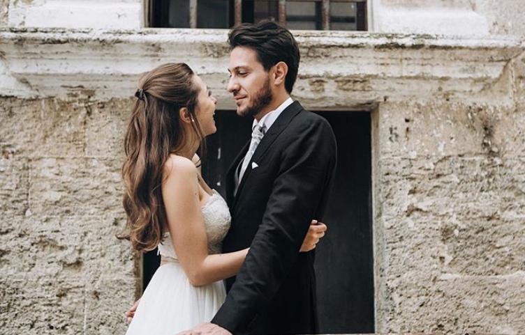 Hochzeitsfotograf für eine deutsch-russische Hochzeit zusammen mit einem Tamada