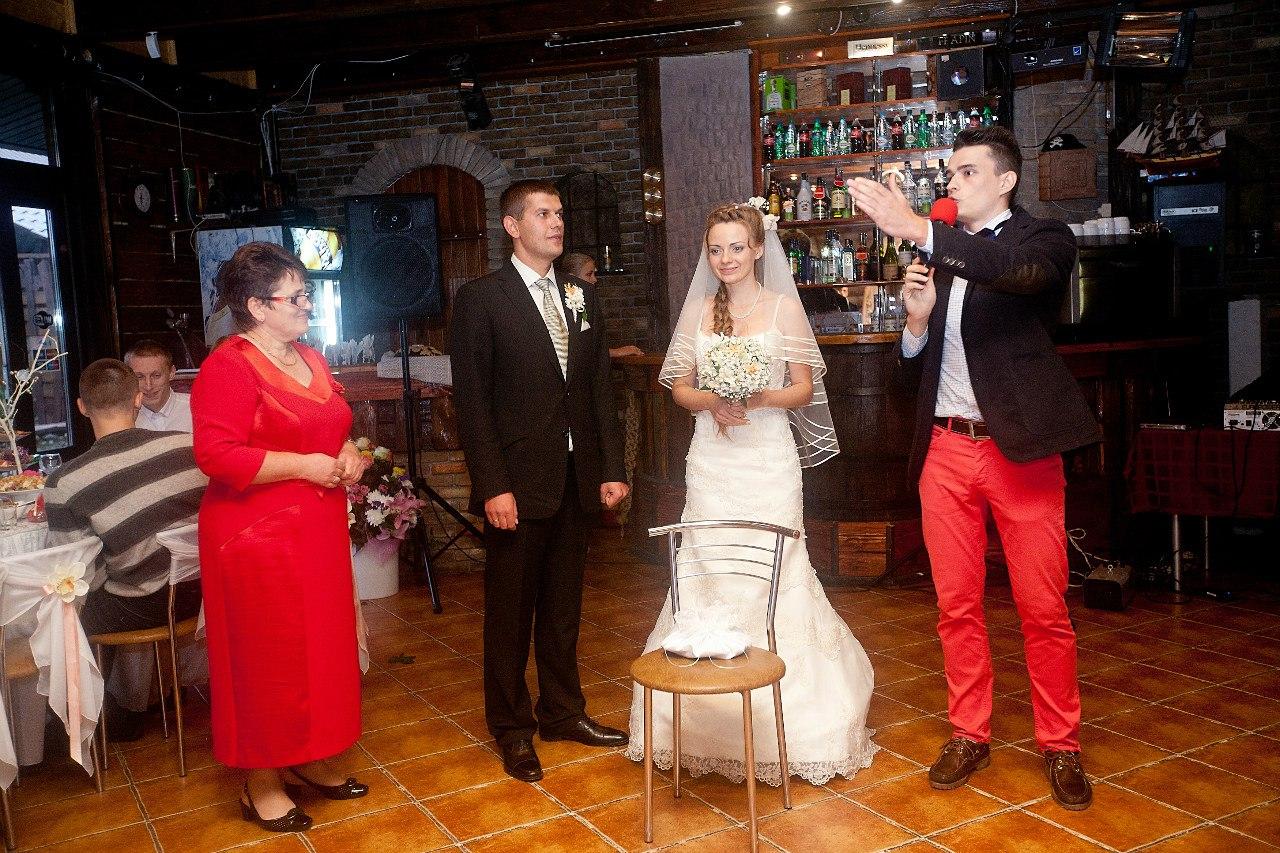 Tamada, Moderator aus Nördlingen für deutsch-russische Hochzeit