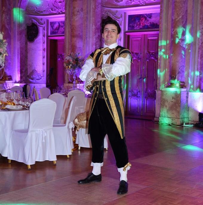 Tamada, Moderator aus Rheine für deutsch-russische Hochzeit
