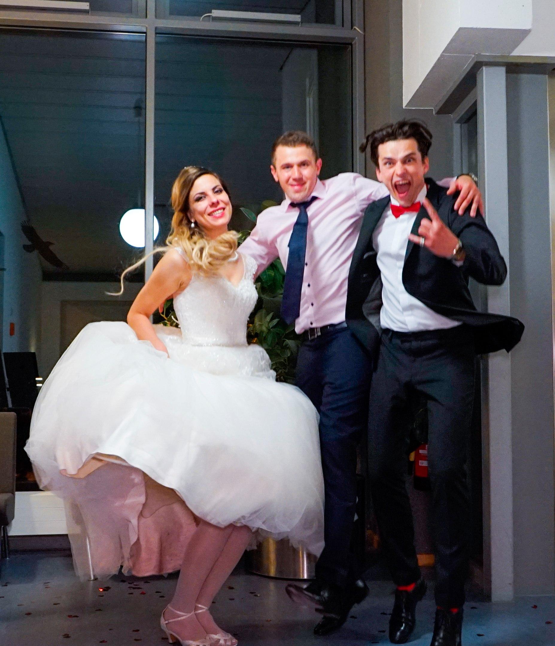 Tamada, Moderator aus Lauterach für deutsch-russische Hochzeit