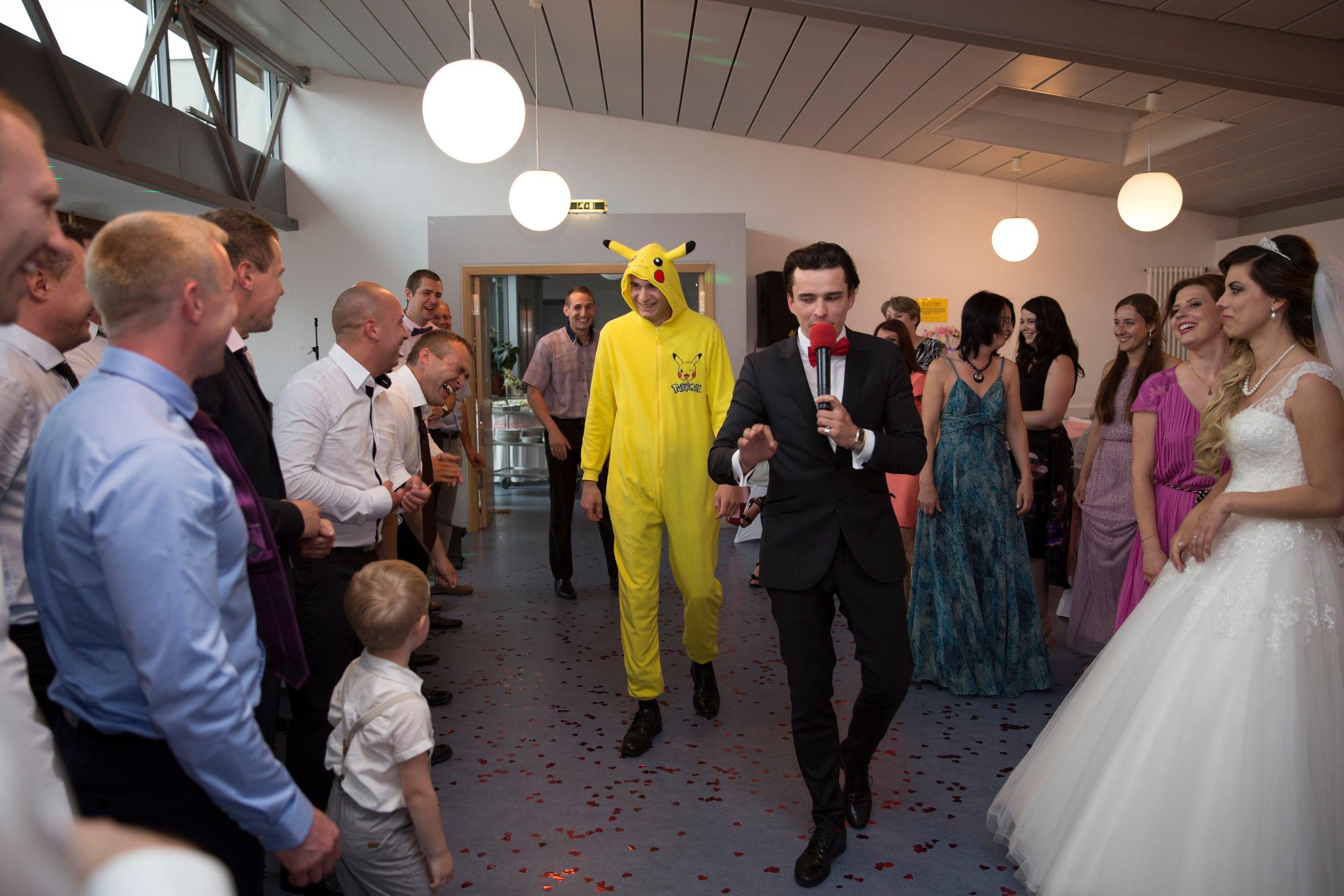 Tamada, Moderator aus Friedrichsdorf für deutsch-russische Hochzeit