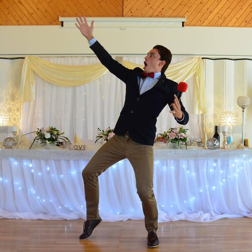 Tamada, Moderator aus Kottingbrunn für deutsch-russische Hochzeit