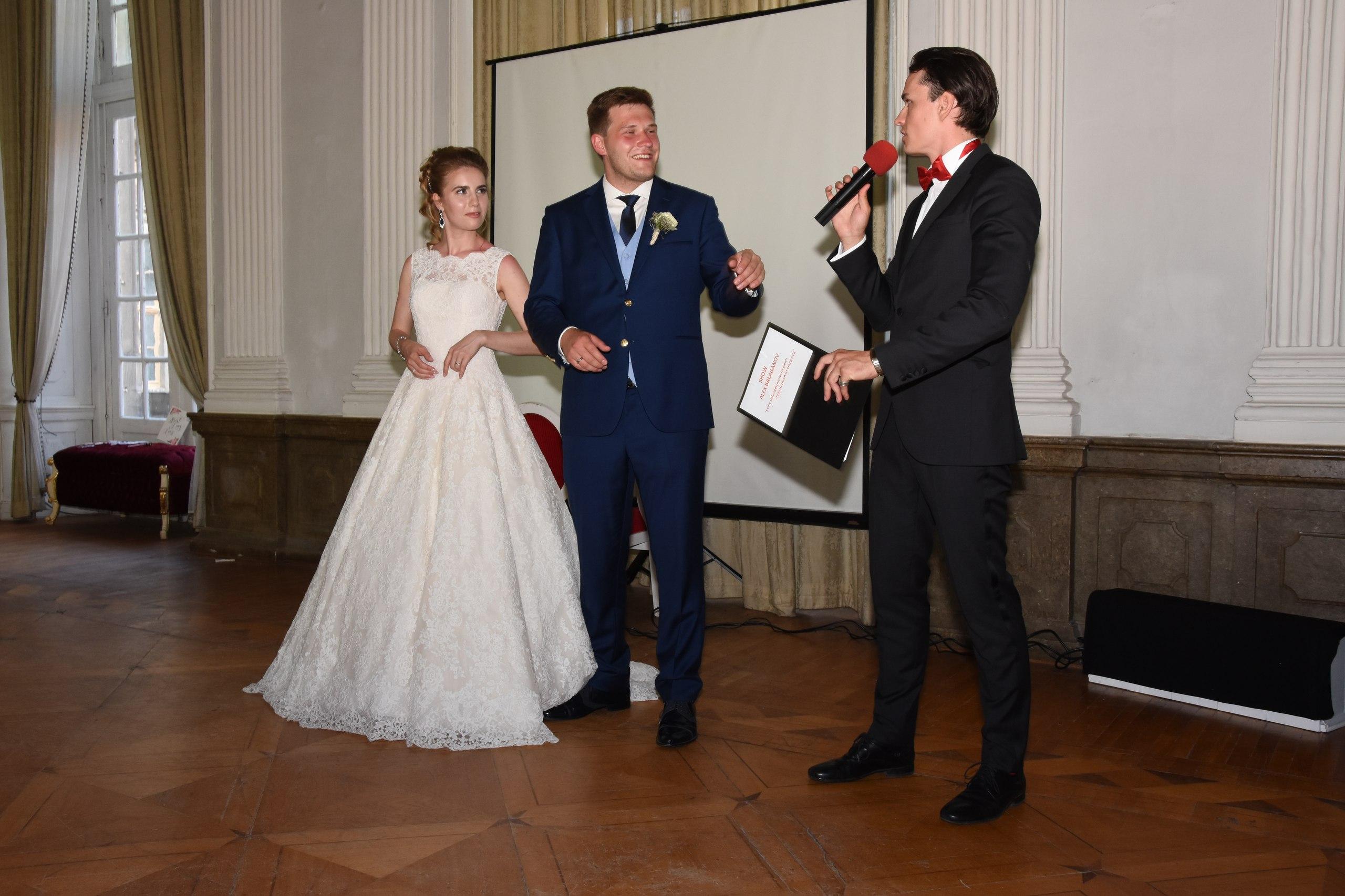 Tamada, Moderator aus Uchte für deutsch-russische Hochzeit