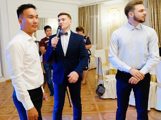 Tamada, Moderator aus Wien für deutsch-russische Hochzeit