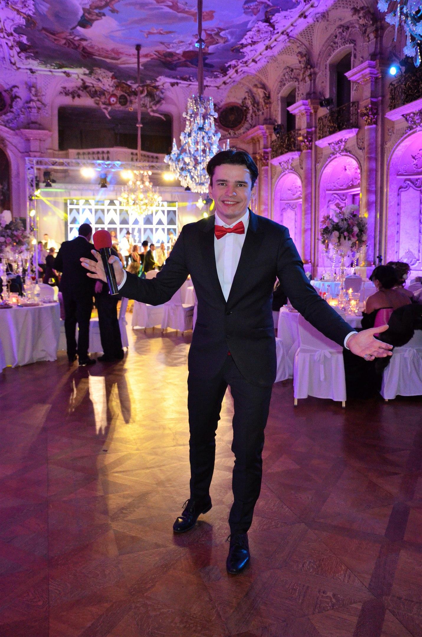 Tamada, Moderator aus Osterode für deutsch-russische Hochzeit