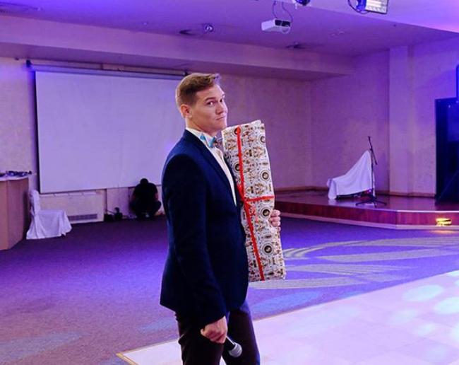 Tamada, Moderator aus Oelde für deutsch-russische Hochzeit
