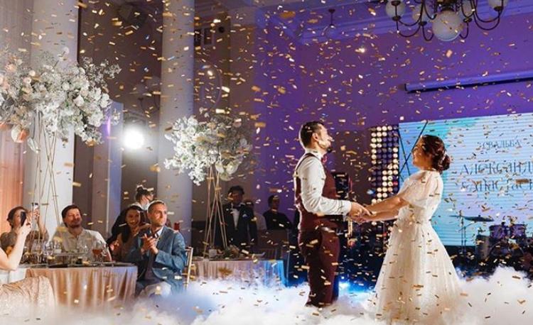 Russische Hochzeit in Berlin zusammen mit dem DJ