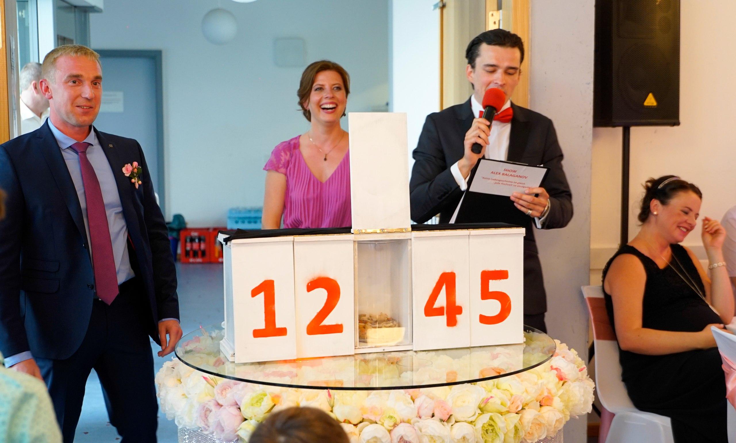 Tamada, Moderator aus Varel für deutsch-russische Hochzeit