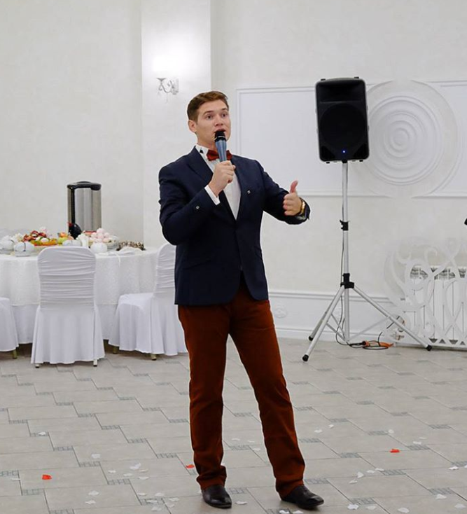 Tamada, Moderator aus Kostheim für deutsch-russische Hochzeit