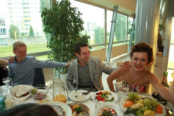 Tamada, Moderator aus Stöbnitz für deutsch-russische Hochzeit
