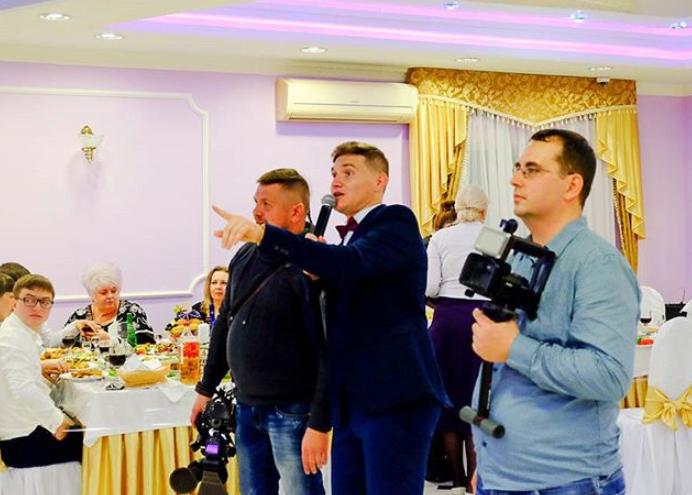 Tamada, Moderator aus Isernhagen für deutsch-russische Hochzeit