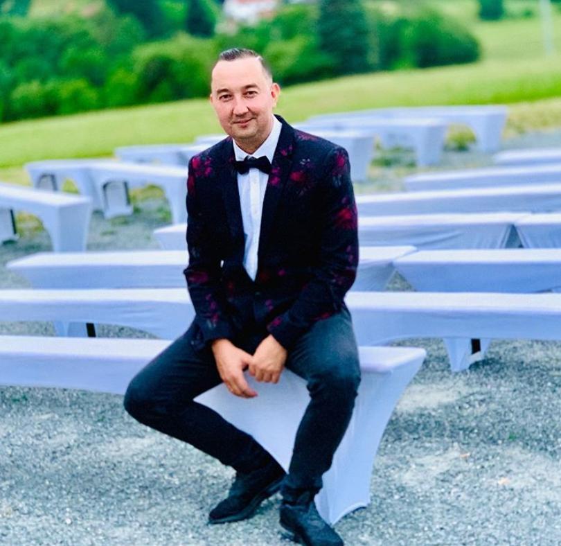 Tamada, Moderator aus Bodensee für deutsch-russische Hochzeit