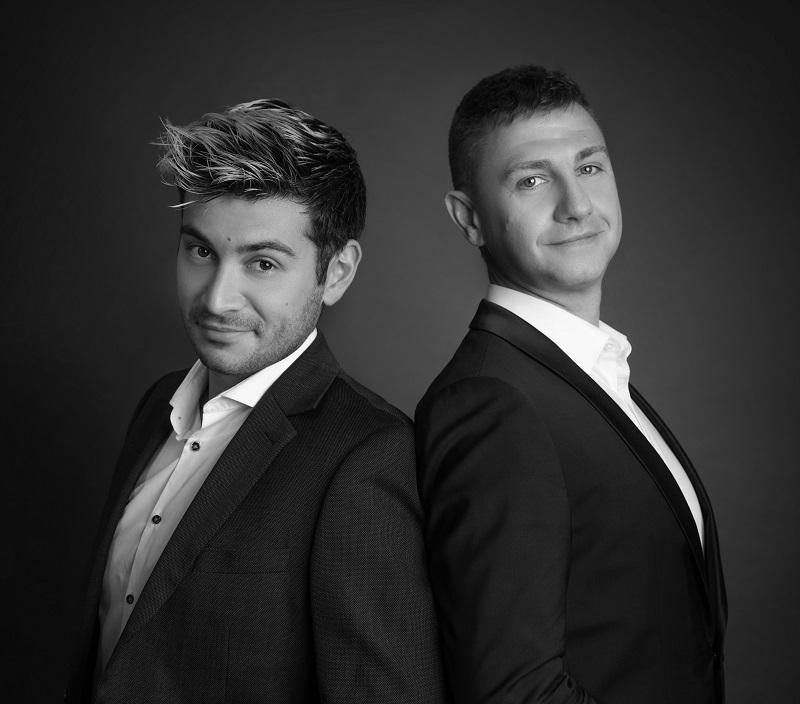 Duo FaSol - moderne Hochzeitsmoderaion auf deutsch, entlische und russisch