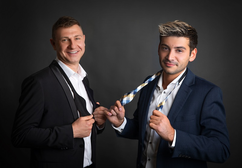 Tamada Dima & Vladimir für Ihre internationale Hochzeit