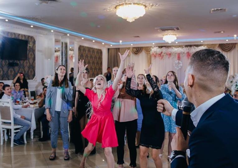 Hochzeitsmoderator russische Hochzeit