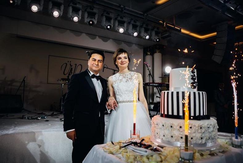 deutsch-russisch-türkische Hochzeit - Hochzeitsmoderation