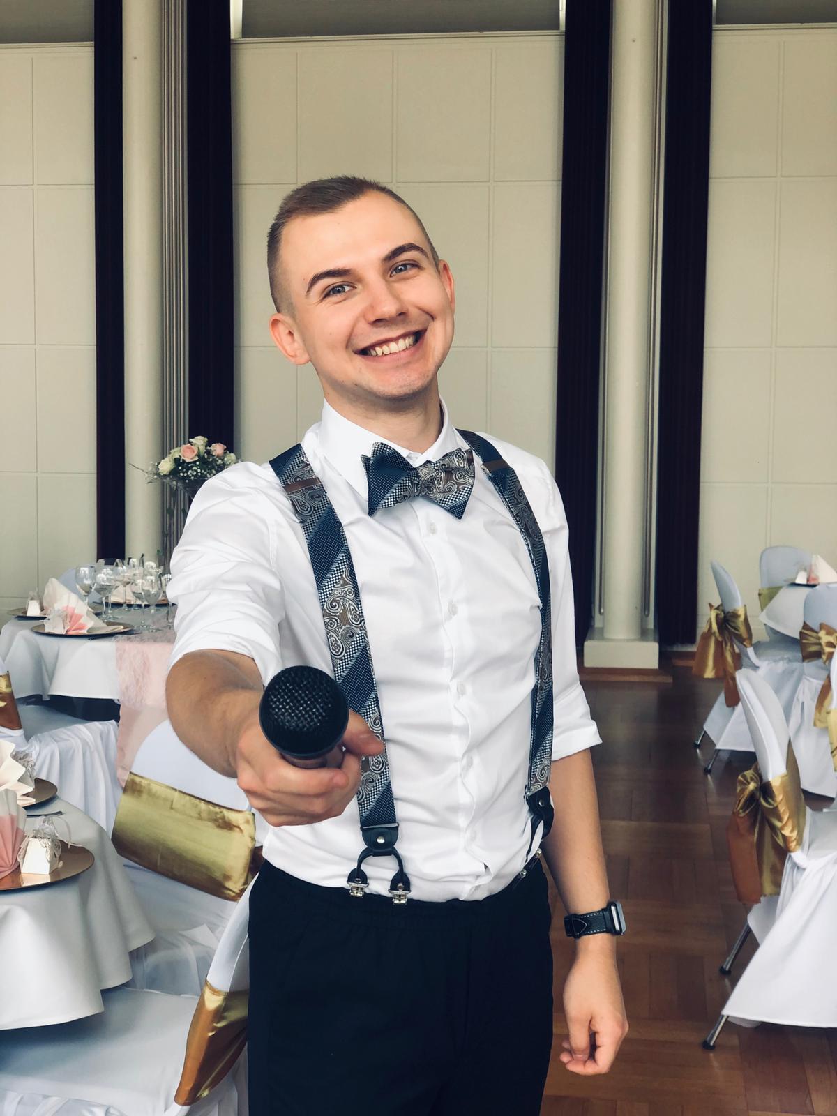 Tamada für russische Hochzeit Artem