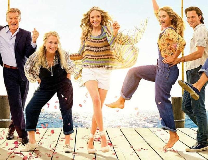 Diese 10 Hochzeitsfilme musst du gesehen haben. Mamma Mia!