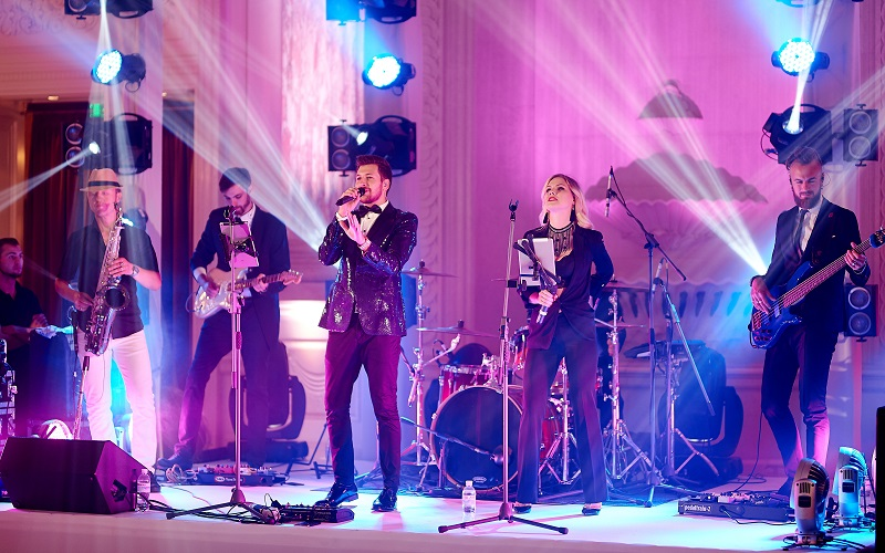 Russische Musikband für ihre deutsch-russische Hochzeit in Darmstadt
