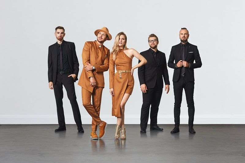 Russische Musikband Rostock