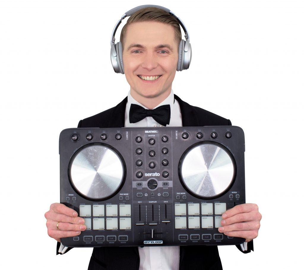 Russischer DJ aus Berlin