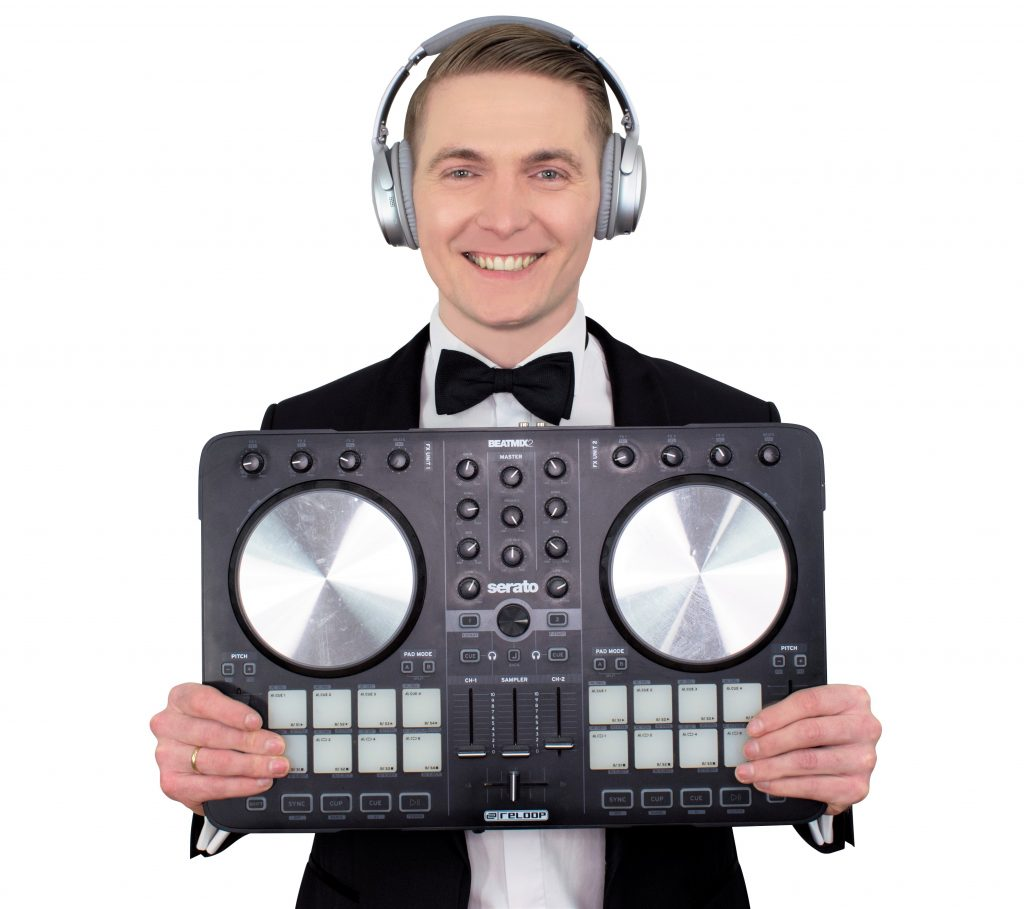 Russischer DJ aus Bünde