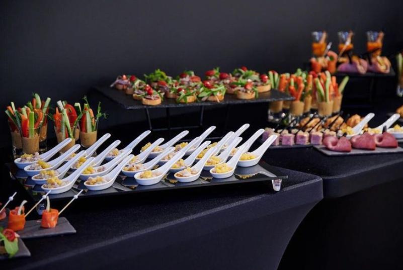 Catering für russische Hochzeit