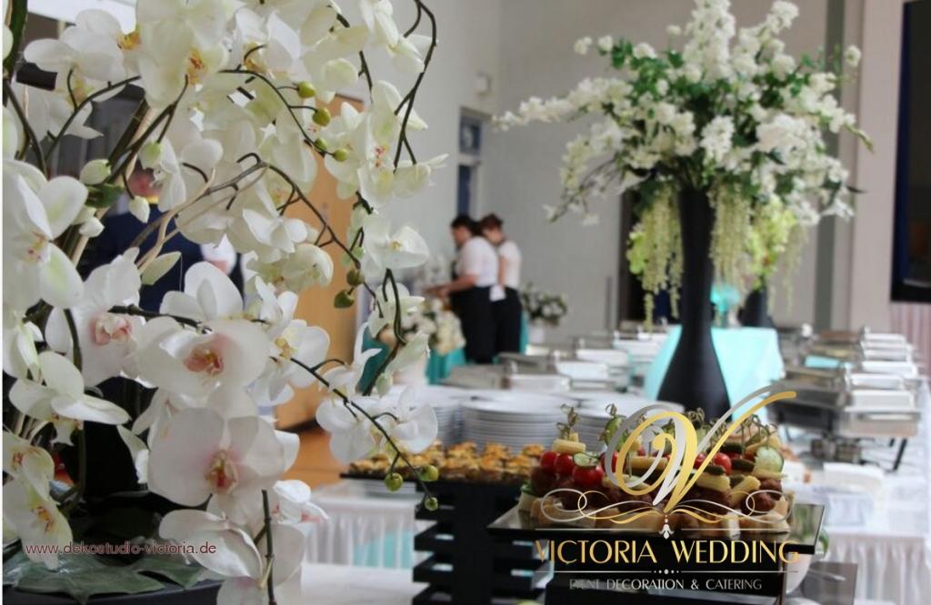 Viktoria Wedding - Hochzeitsdeko & russisches Partyservice