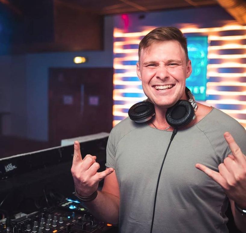 Russischer DJ