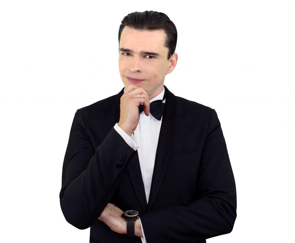 Hochzeitsmoderator Alex für Ihre russische Hochzeit