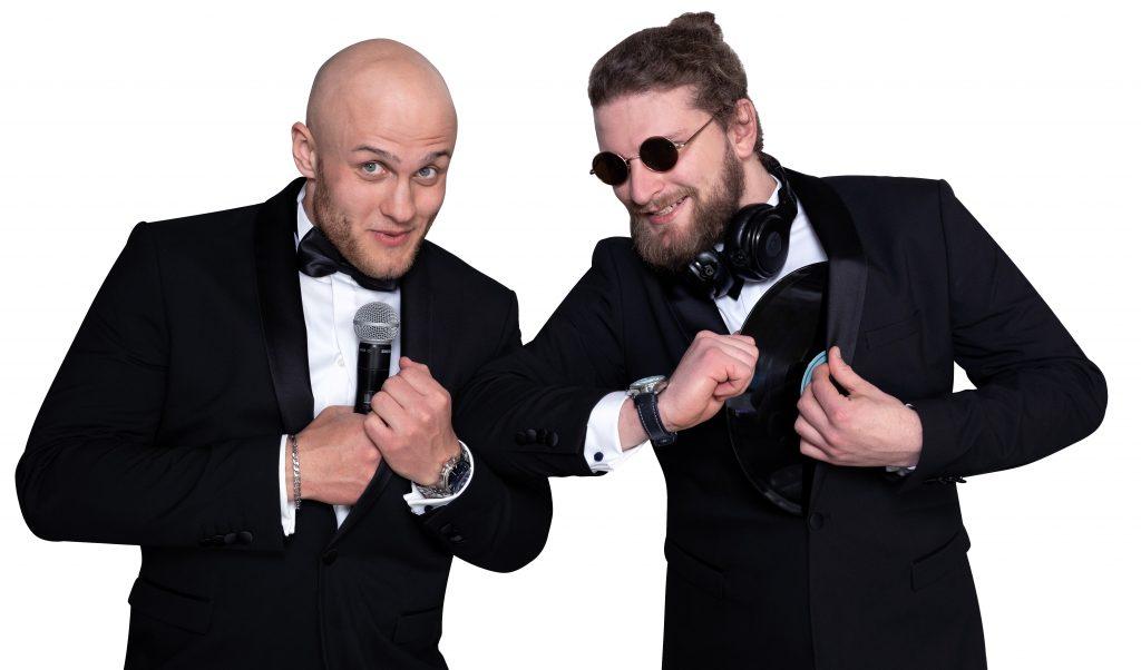 Tamada Eugen & DJ MaX Für Ihre großartige deutsch-russische Hochzeit