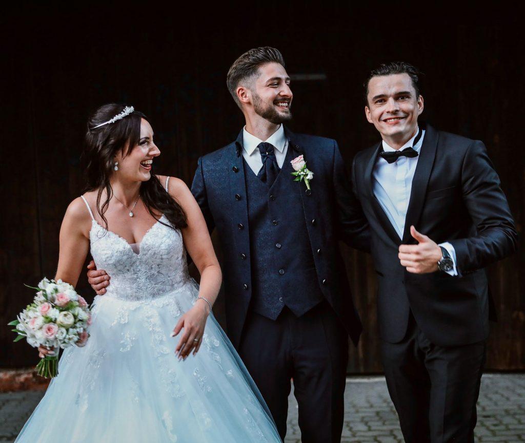 Tamada Alex für Ihre großartige deutsch-russische Hochzeit