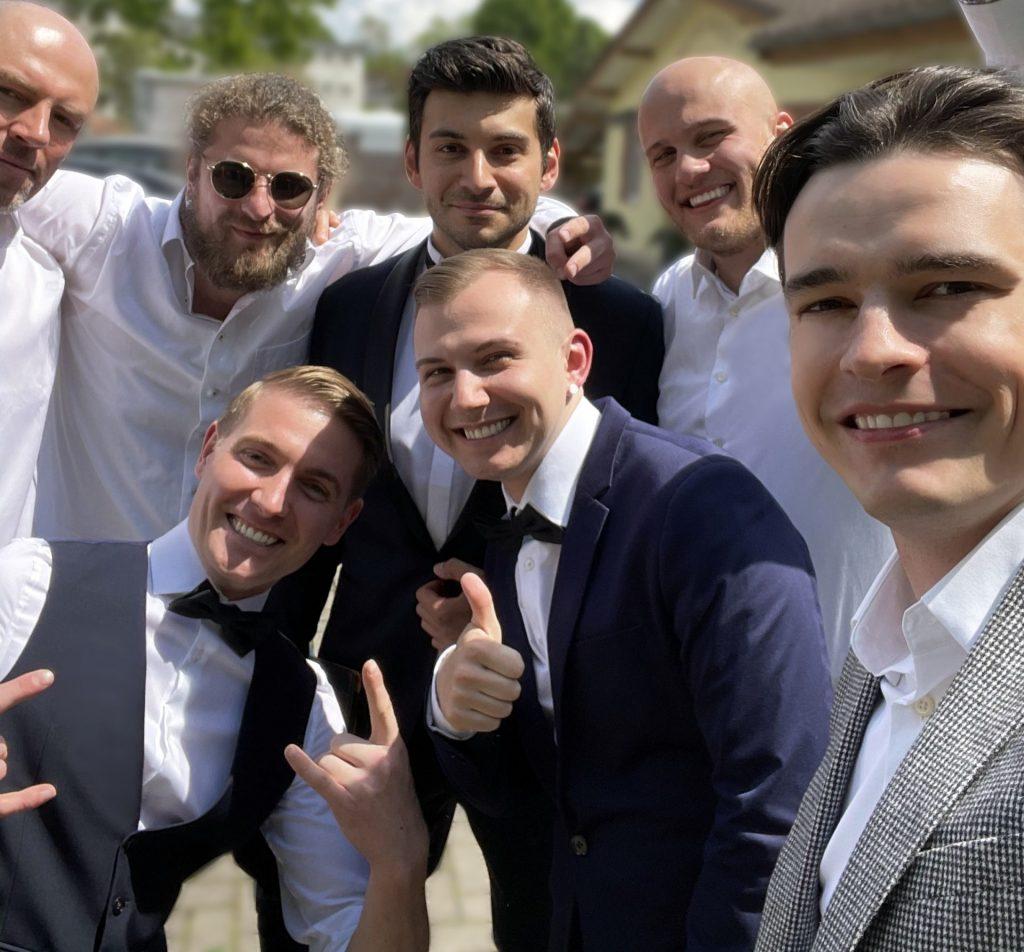 Tamada = Hochzeitsmoderator für Ihre Hochzeit Alexshow Team