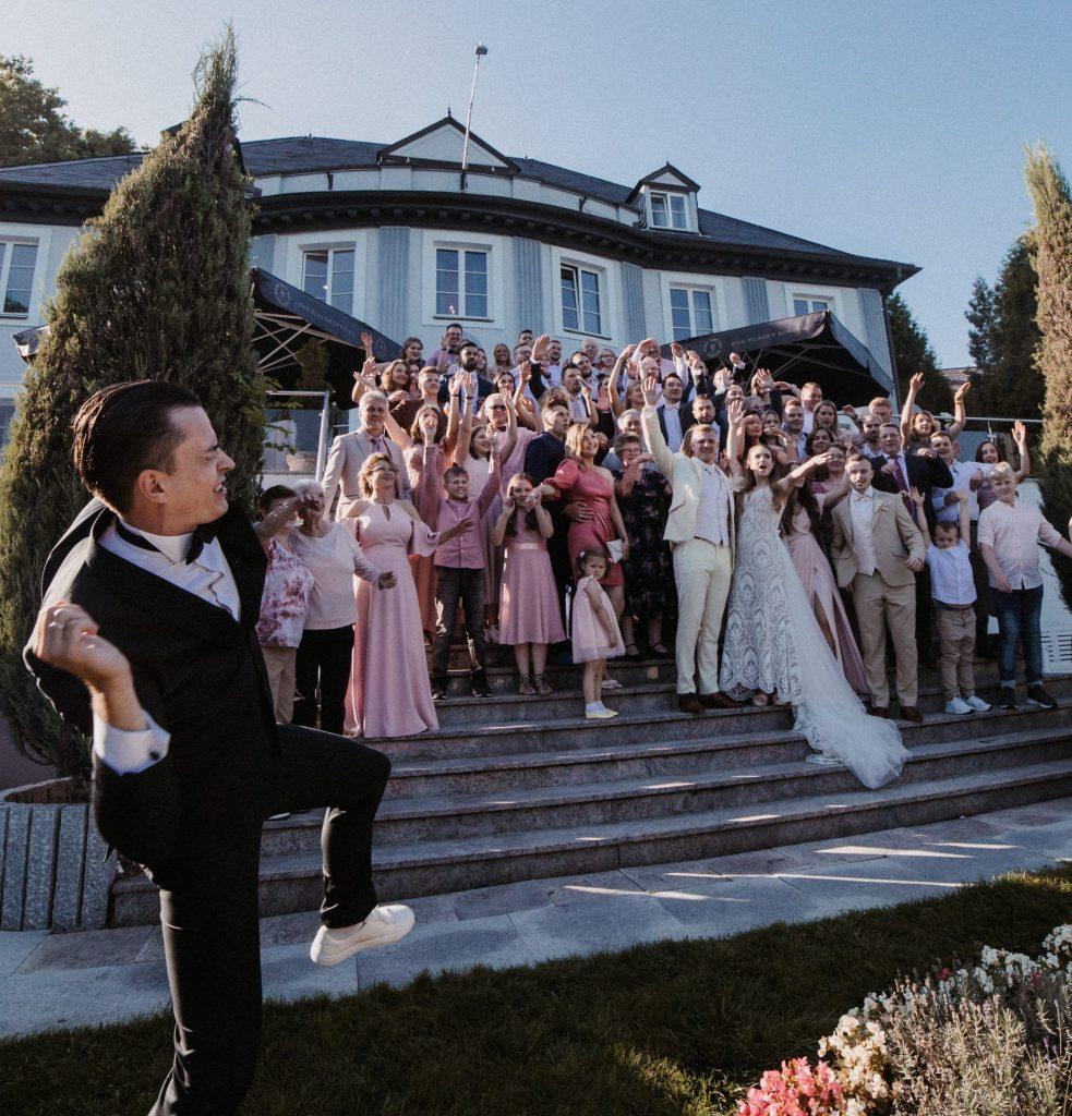 Moderator Alex - Zeremonienmeister für Ihre Hochzeit